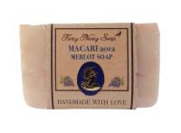 merlot-soap
