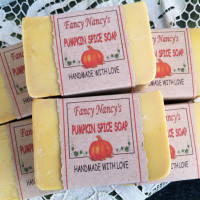 pumpkin-spice-soap-for-sale-fall-autumn-all-natural-