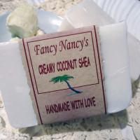 organic-shea-butter-handmade-coconut-soap