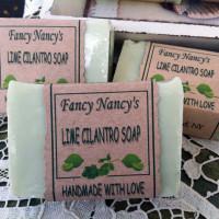 fancy-cilantro-soap-for-sale
