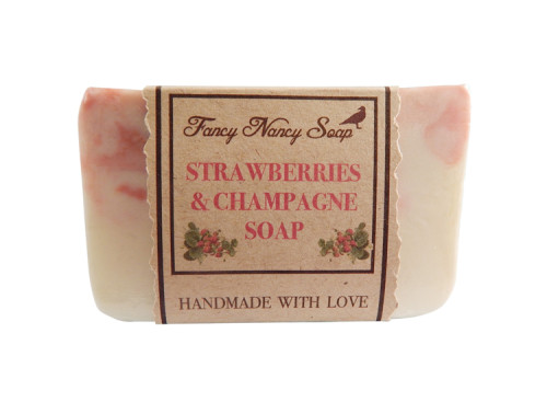 strawberries-champagne-soap