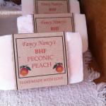 peconic peach soap